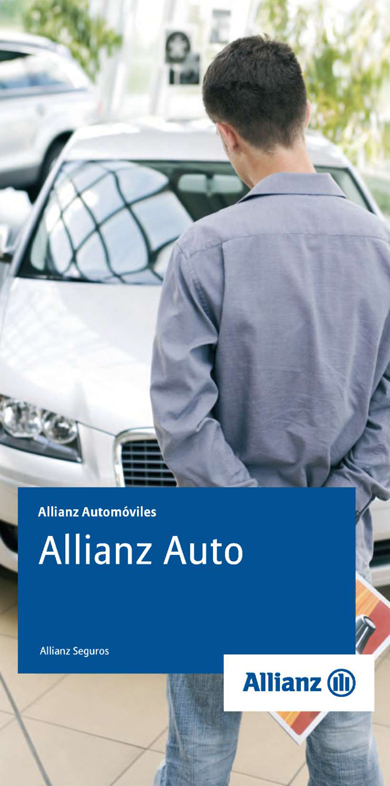 ALLIANZ Seguros - Coches